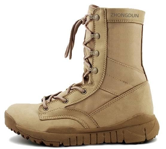 supply military boots/ desert boots/ safety shoes ZD108S