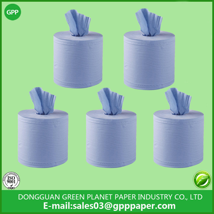 Centrefeed Blue Roll 2ply 125m 6 Pack