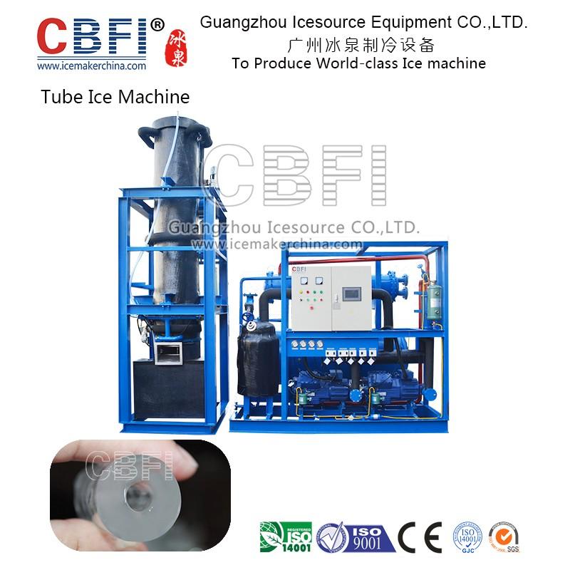 Tube ice making machine made in China