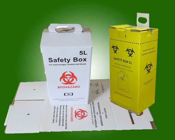 Safety Sharp box