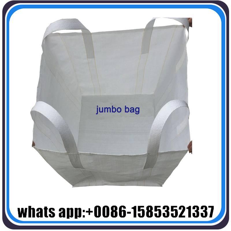 factory directly sale 500kg 1 ton 1.5 ton fibc big bag