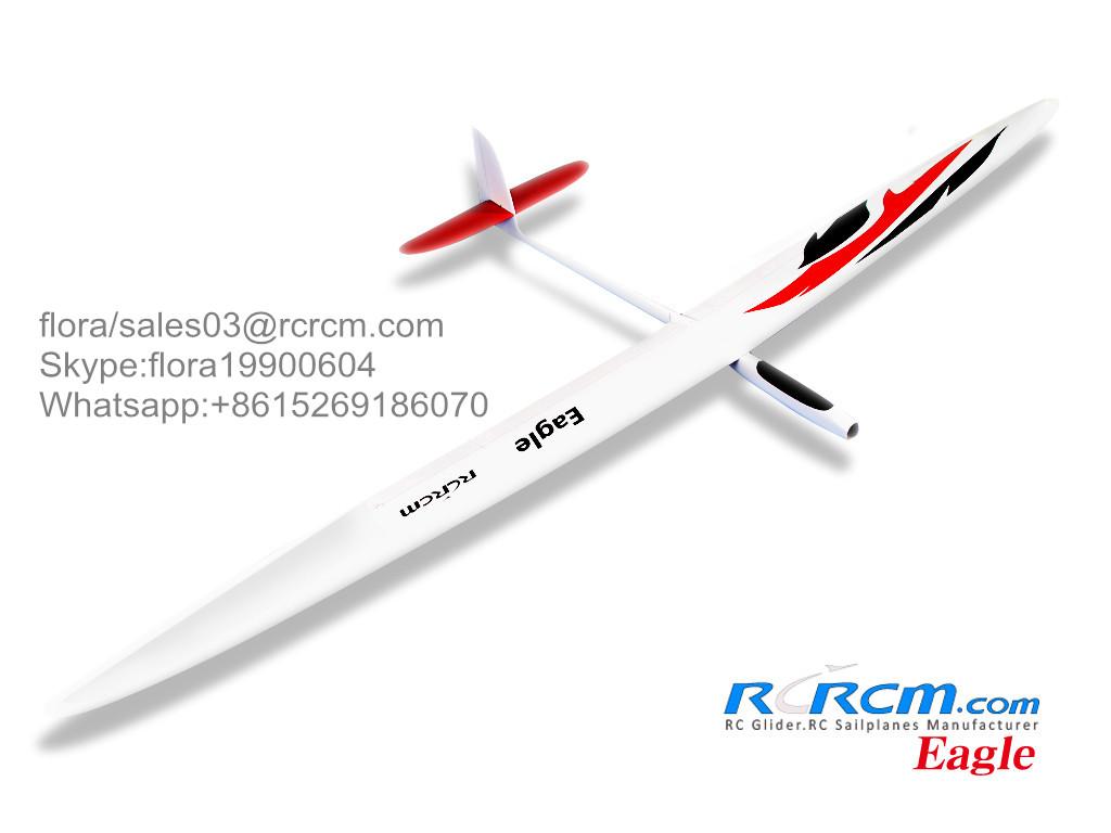 Eagle F5J composite motor glider
