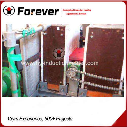 Plate heat treatment furnace