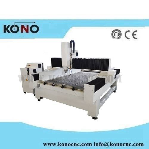 stone cnc engraving machine for marble and granite 3D relief carving 1325D