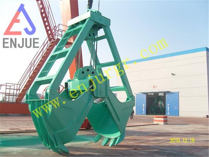 25t Wireless Grab for Marine Deck Crane