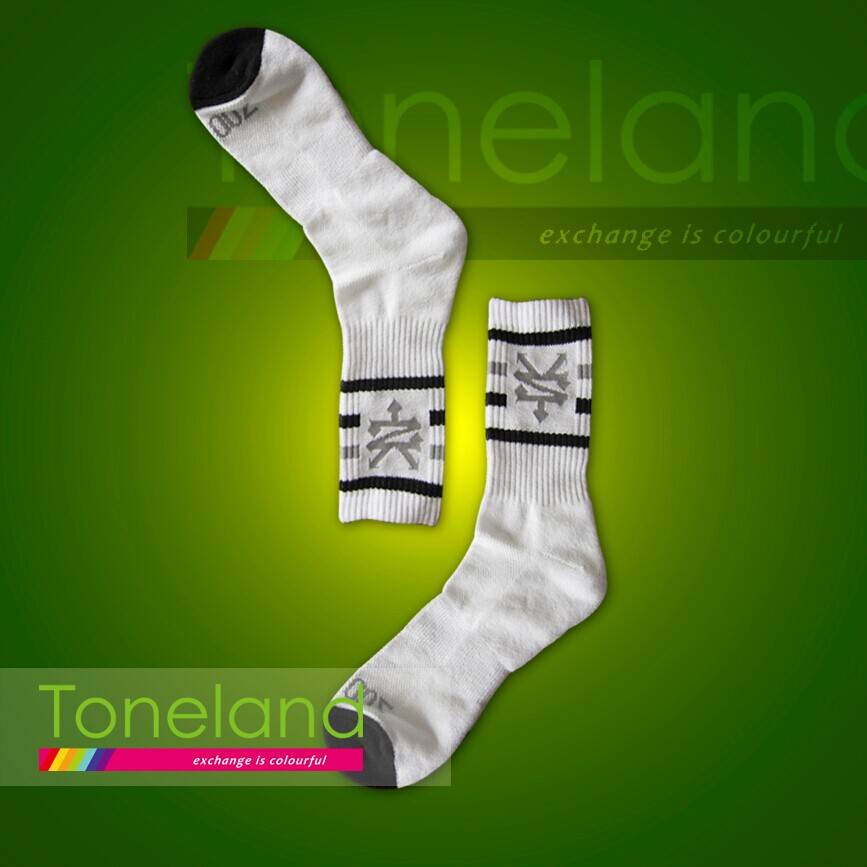 Men Half Terry Sports Socks