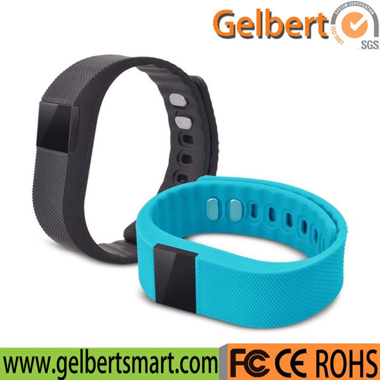 Gelbert Hotsale Tw64 Smart Sports Bracelet with Waterproof