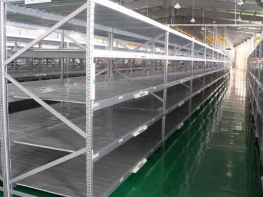 storage solutions racking shelving