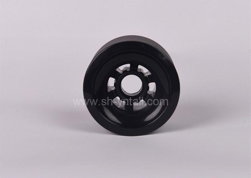 pu wheels for skate board 8052 PU Wheelsblack pu pulley for skate board