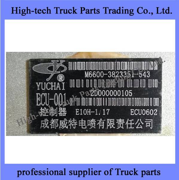 Yuchai Witt single pump PC board M6600-3823351-543