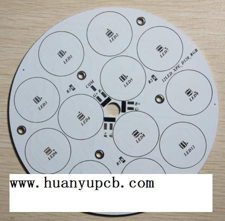 Aluminum PCB MCPCB Metal Core LED Printed Circuit Board