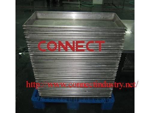 CONNECT Poultry Processing Equipment/By-Products handling/Feather & Water separator