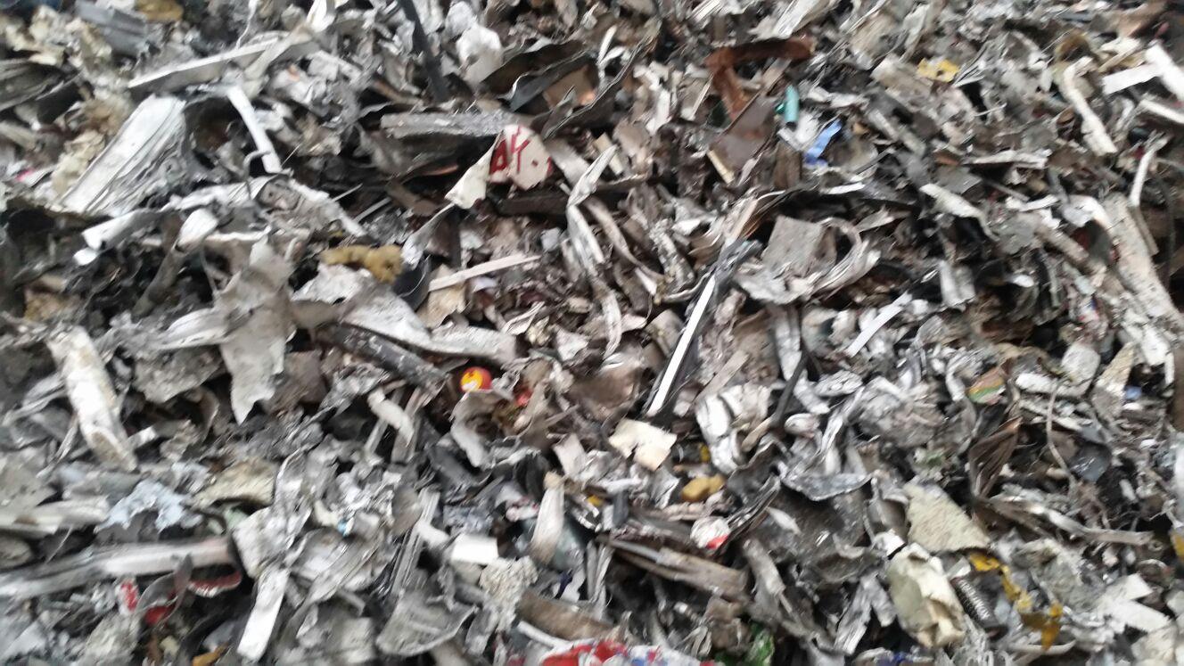 Aluminium Scrap Tense, Taint Tabor, UBC