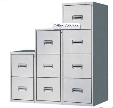 Steel Office Cabinet, Office Furniture
