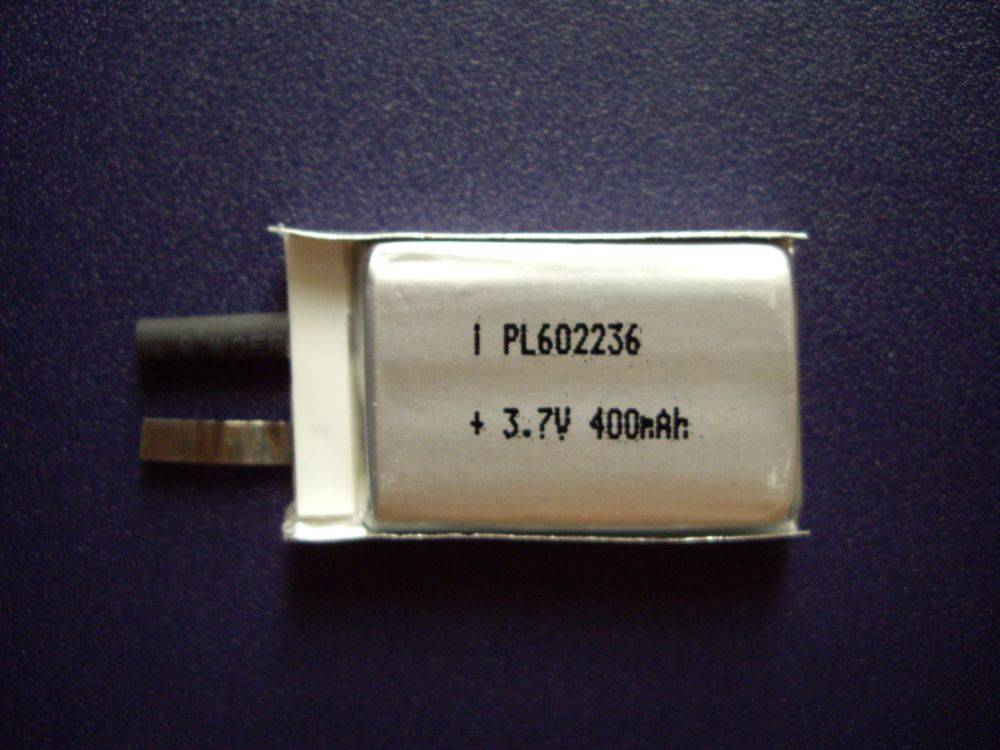 Li-Polymer battery (normal)