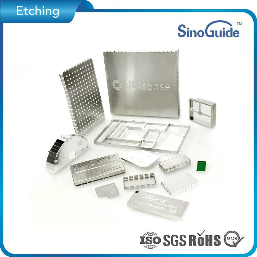 Custom Designed Photo Chemical Etched EMI RFI Shielding