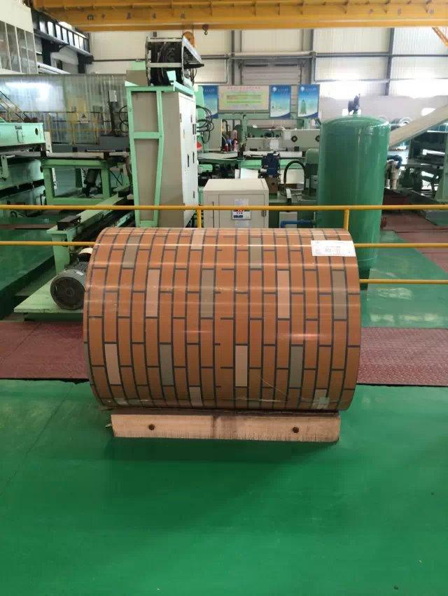 AZ60 wall color PPGI/prepainted galvanized steel coil