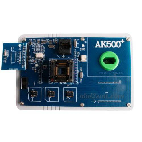 AK500+ Key Programmer with EIS SKC Calculator include database hard disk