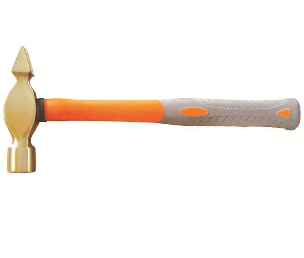 Explosion proof flat tail hammer safety toolsTKNo.189B