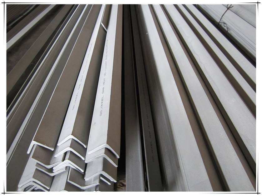 ASTM A479/479M AISI 304 polished stainless steel angle bar / angle beam factory direct sale