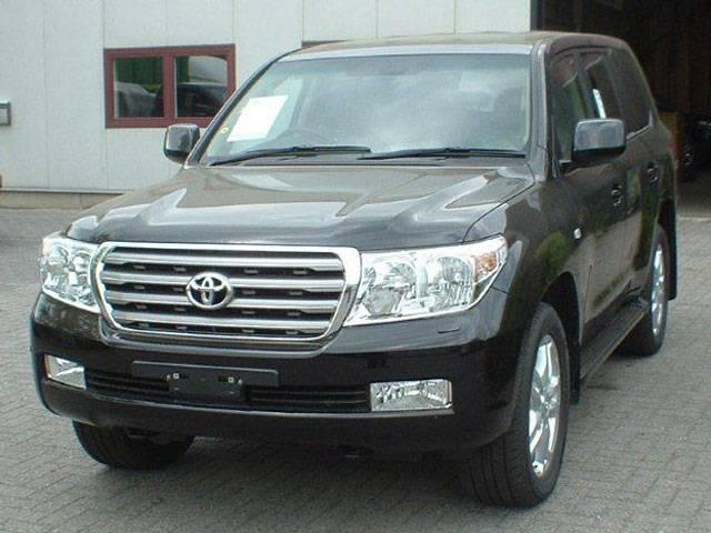 Toyota Land Cruiser VX RHD 4.5 LT Diesel Automatic - MPID1508