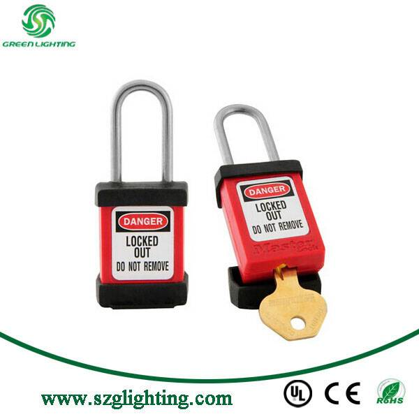 2014 Factory prices with high quality safety padlock