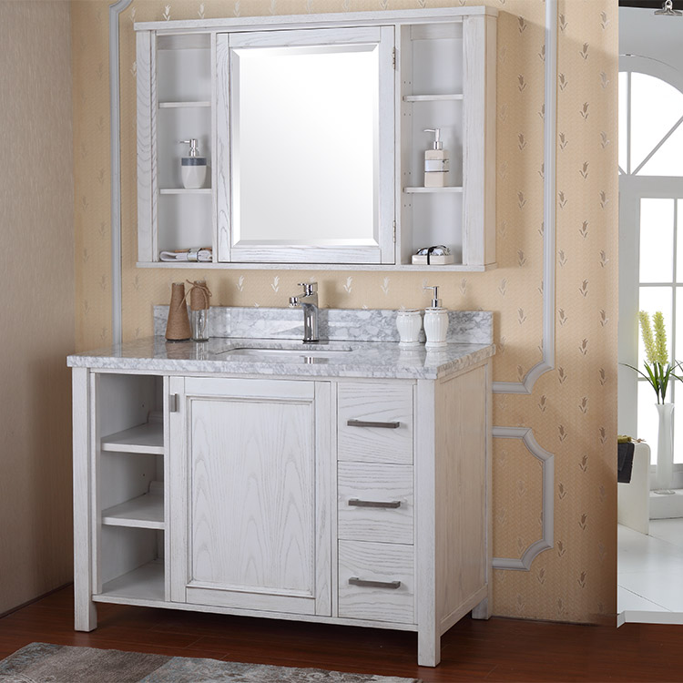 Modern Wholesale White Bathroom Cabinets
