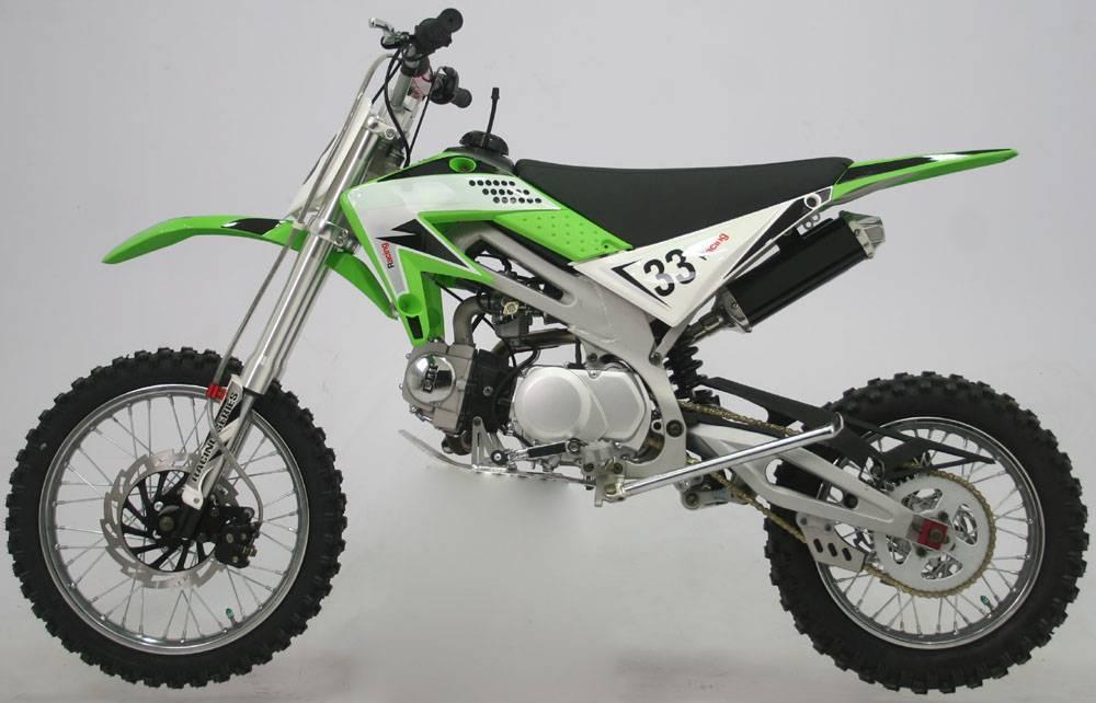 125cc Kross bike: D125X-33