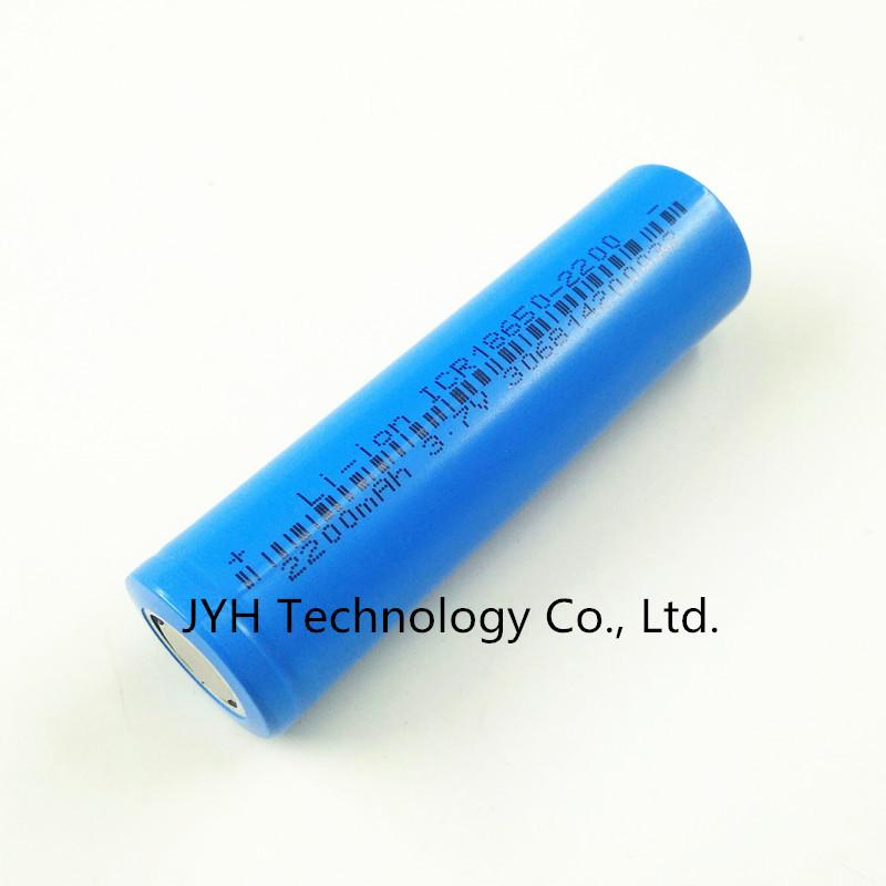 2200mAh NCM Li-ion battery cell