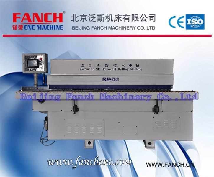Wood Automatic Horizontal Drilling Machine[FC-SP01]