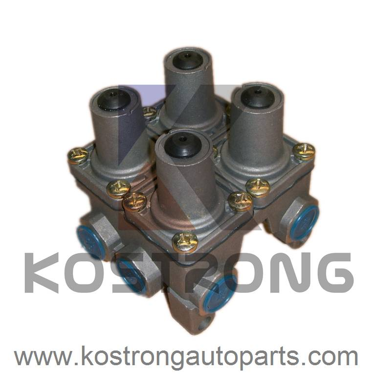 Four circuit protection Valve 9347022100 for truck parts