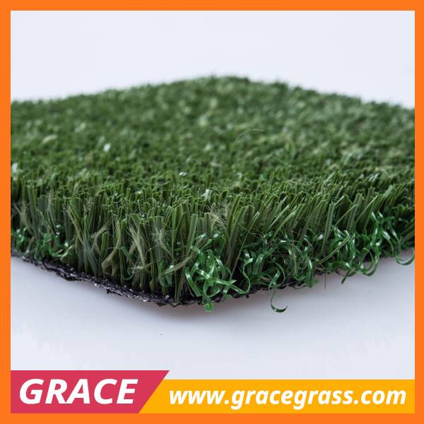 25mm non infill indoor and outdoor football artificial grass