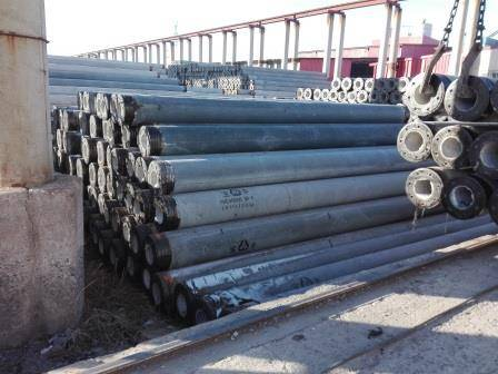 precast Concrete Spun Pile Phc Pile 600-110/130 AB A