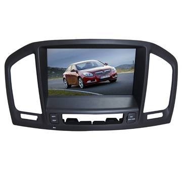 Opel INSIGNIA in Dash Car DVD Navigation Player and Multimedia