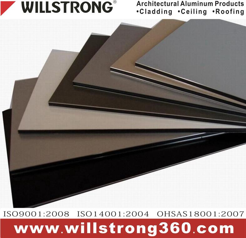 Interior/Exterior Aluminum Composite Panel