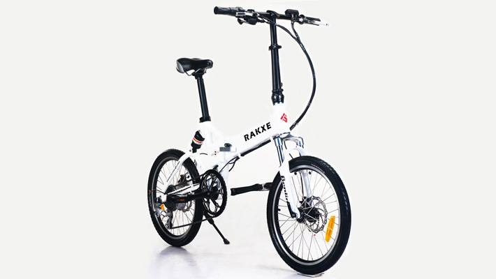 Electric Bicycle, light foldable bike, RK-B1318