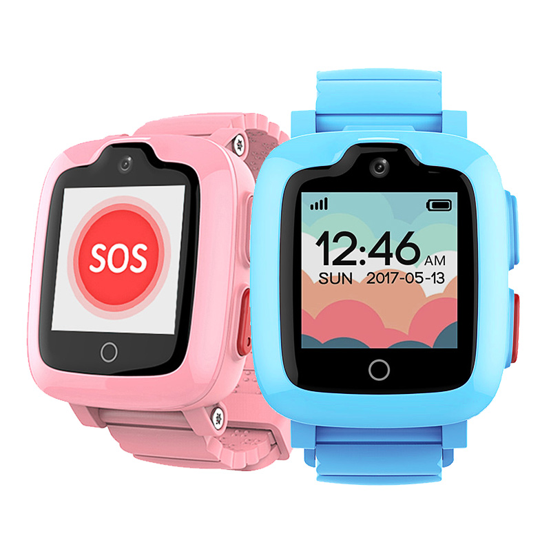 232213cf701b Firstsing MT2503D Waterproof Kids Smart Watch GPS Dual Camera LBS WIFI  Locator SOS 4G Video Call