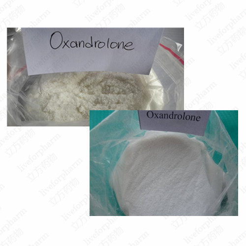 Muscle Building Steroid With 99% Purity Natural Oxandrolone 53-39-4
