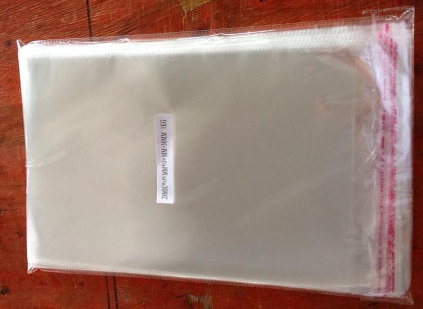 Good Quality BOPP Bags Self-adhesive packaging bags transparent