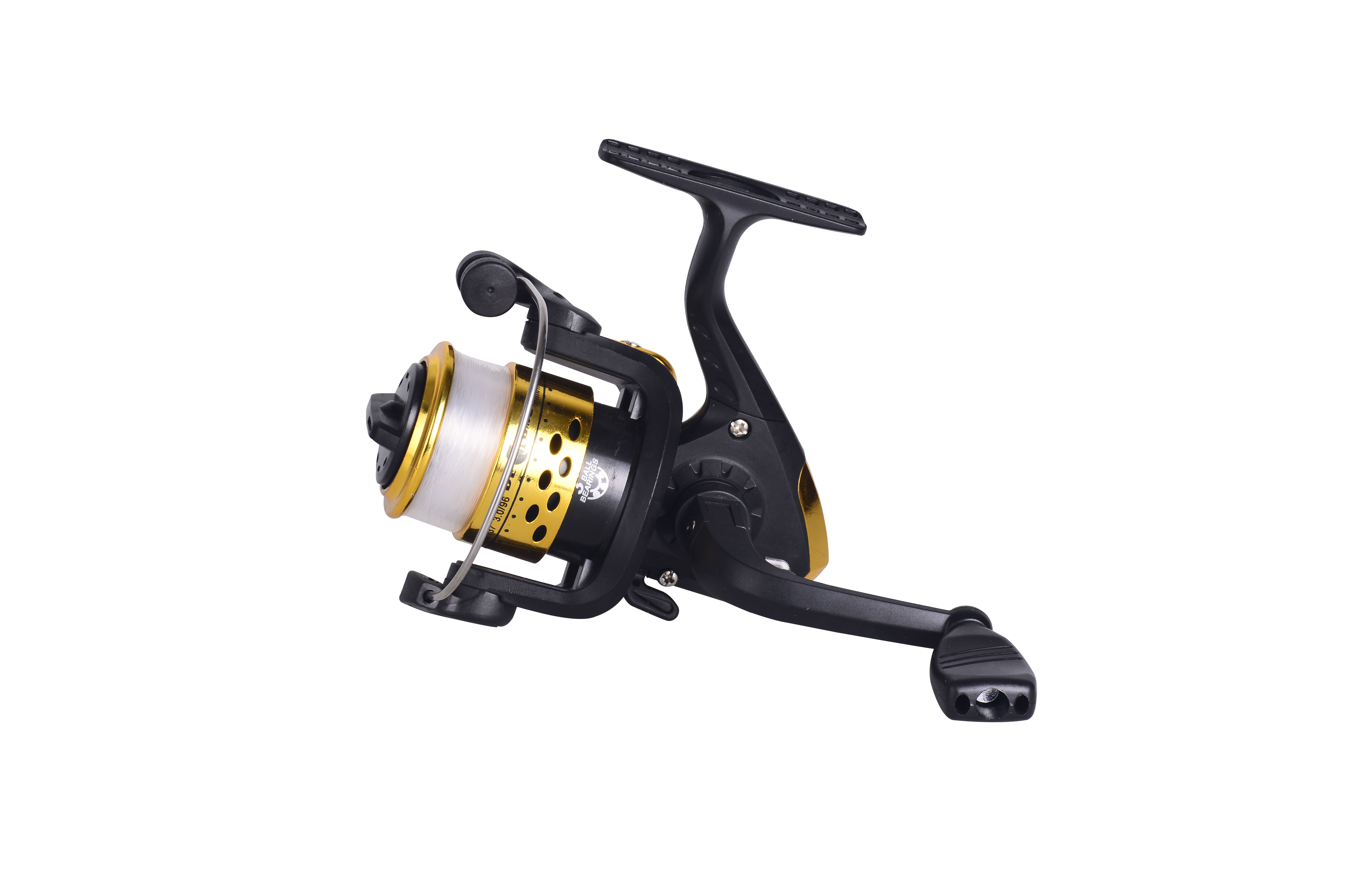 Small Cheapest Chinese AK200 Spinning Fishing Reel