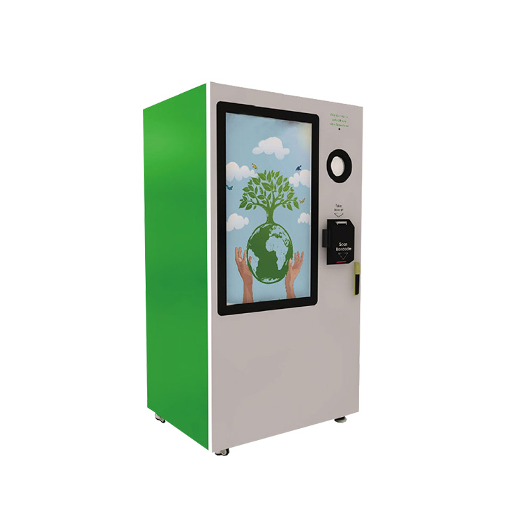 YC-301 reverse vending machine Collection of plastic bottles and/or cans