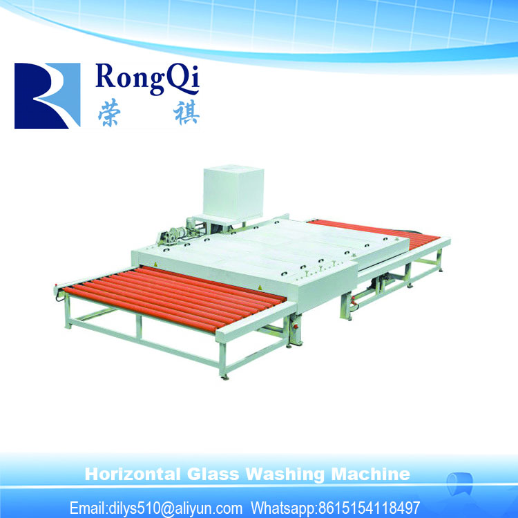 Automatic Horizontal Glass Washing and Drying Machine