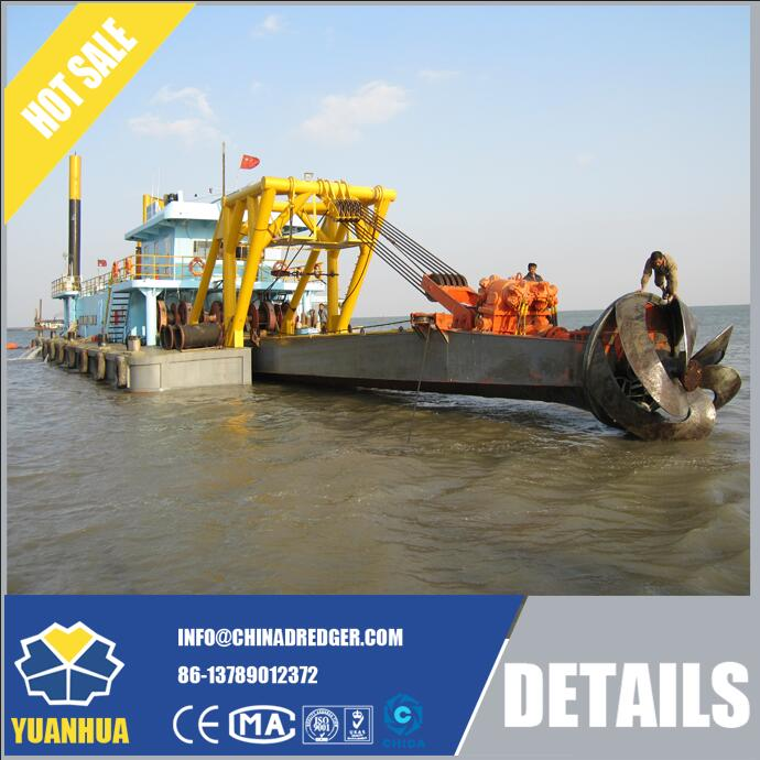 30 inch Cutter Suction Dredger for Offshore Work Reclamation