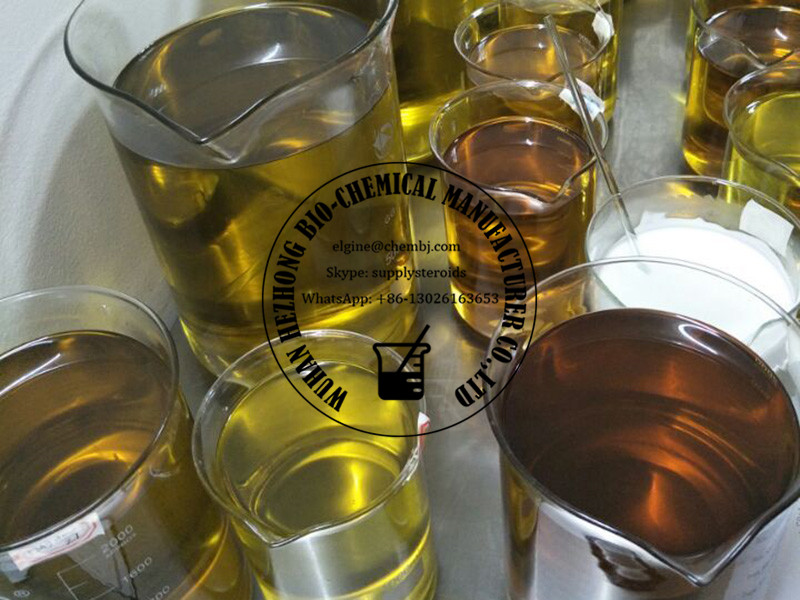 Trenbolone Acetate Depot 70mg/ml Oil Base Steroids Injection CAS 10161-34-9