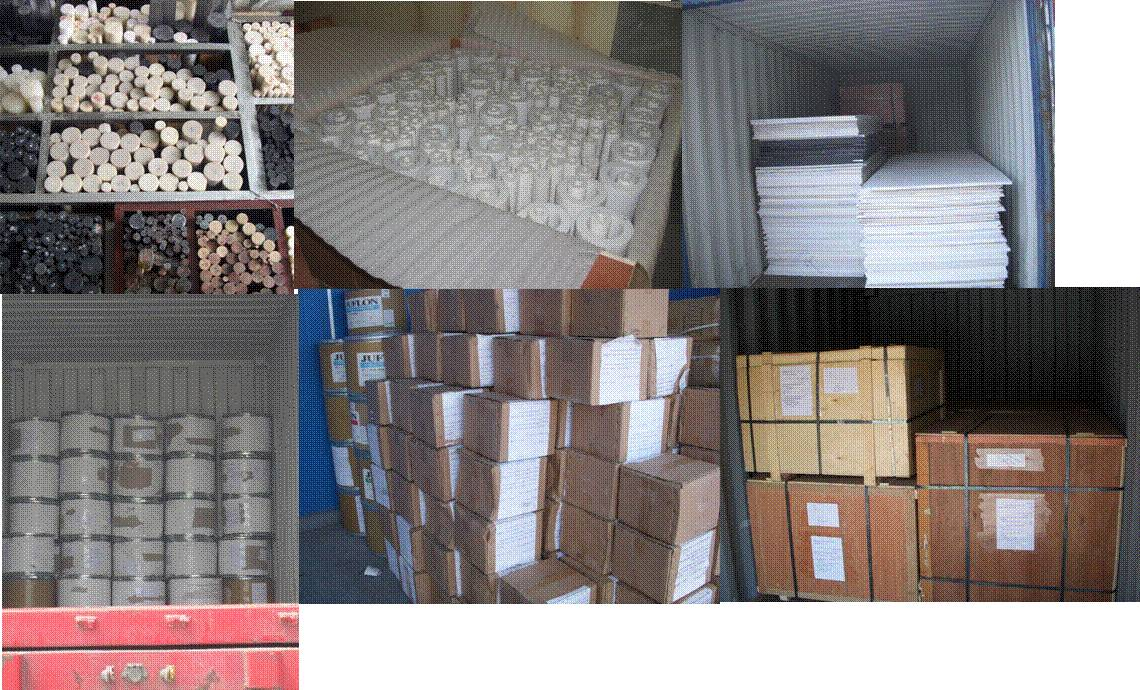 Engineering plastic OEM/ODM service: Plastic Machining, Casting and Extruding