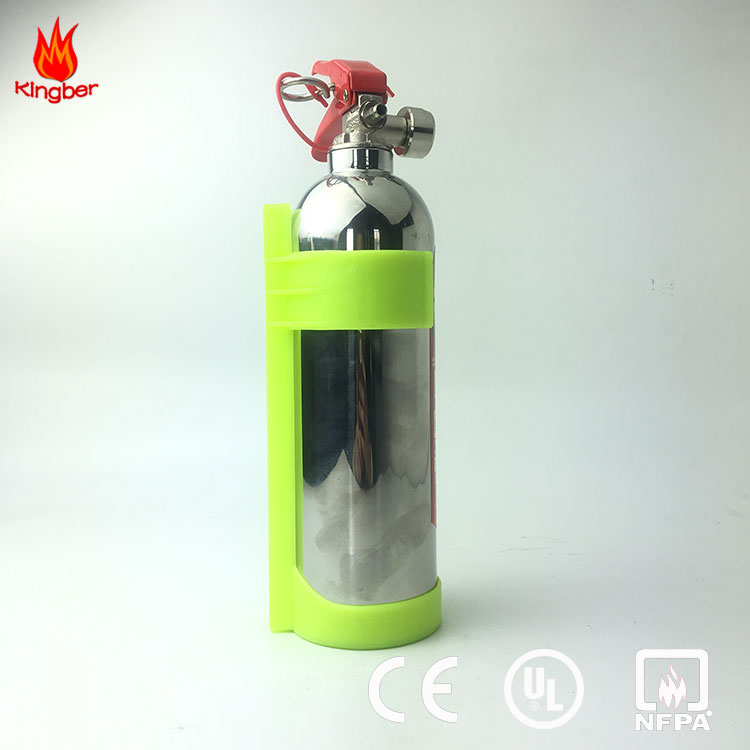 2KG/4KG/6KG/9KG Stainless Steel Dry Powder Fire Extinguisher with CE Approval for Factory Price