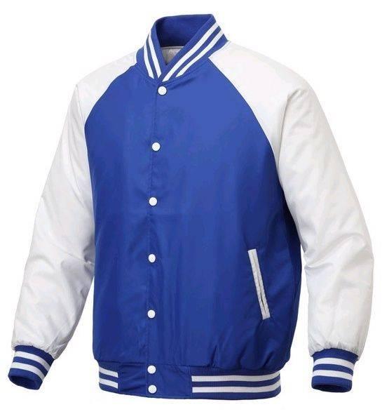 Customisible Baseball Fashion Jacket