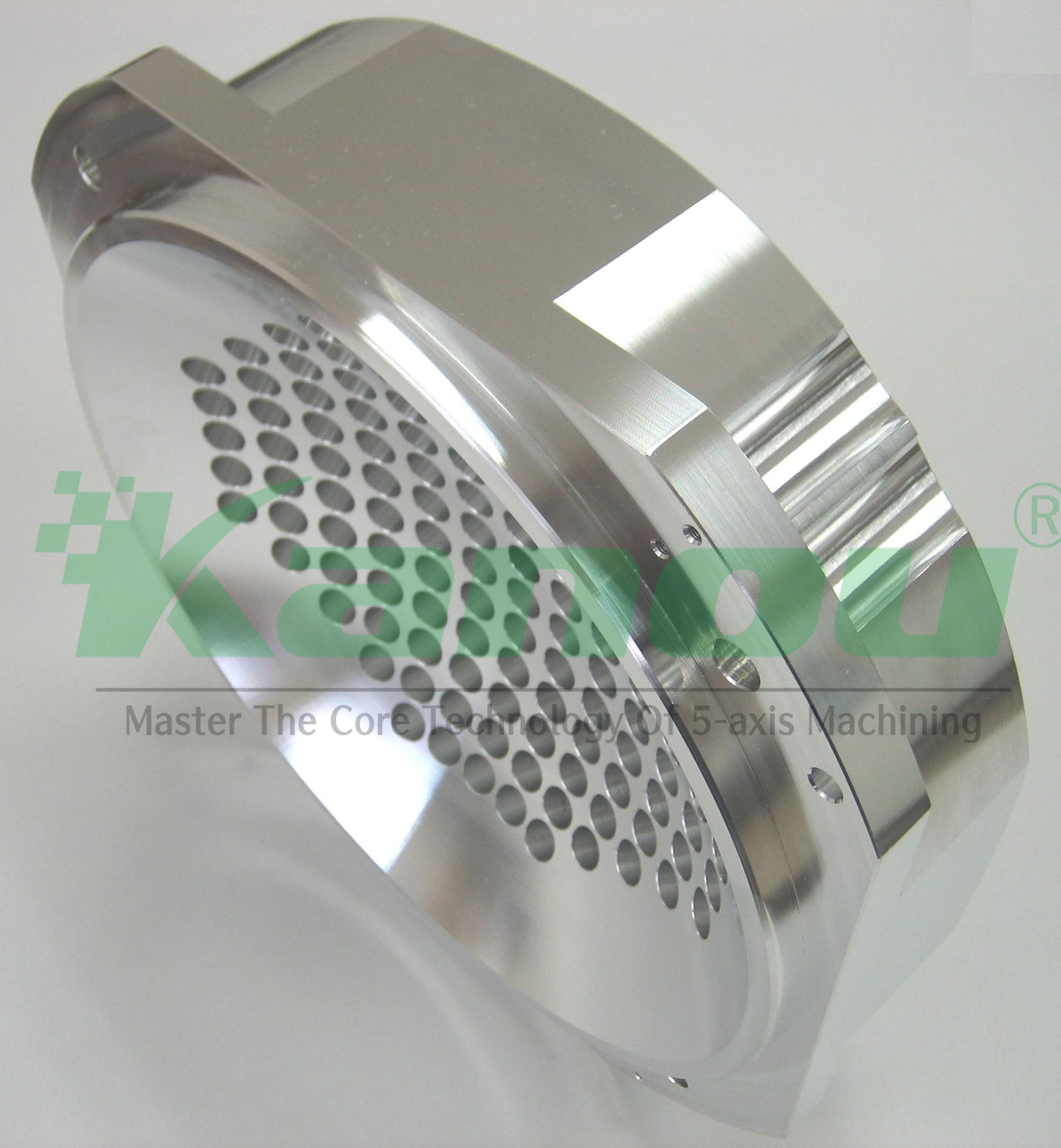 OEM 5-Axis CNC Machining Service CNC Turning and Milling Compound Parts