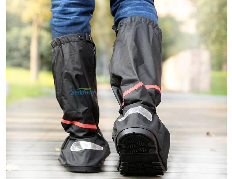 Popular Keep Foot Leg Dry Rainproof Cycling Riding Waterproof Hiking boots