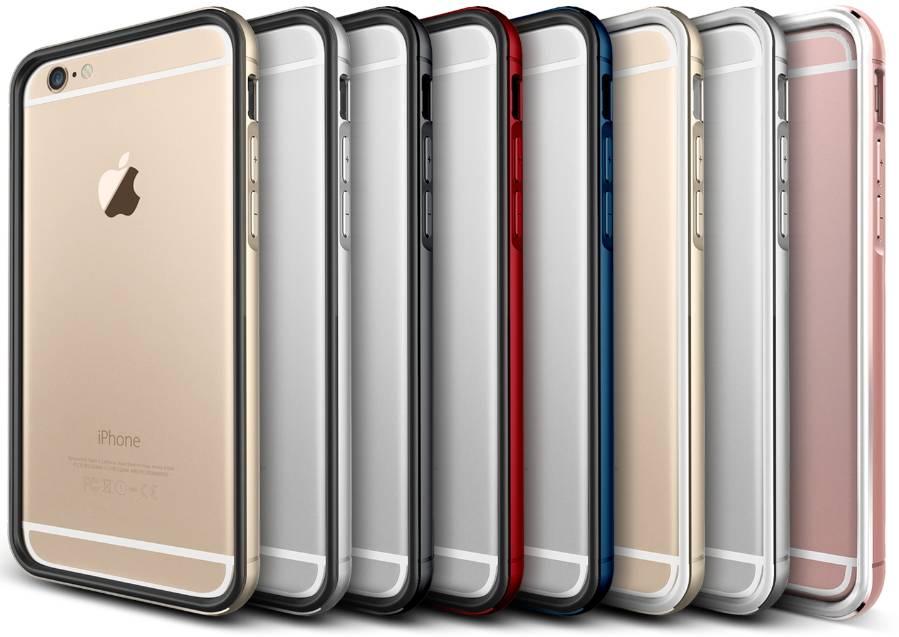 VERUS Iron Bumper - iPhone6/6s, 6 Plus/6s Plus - Mobile phone case, Mobile phone accessories